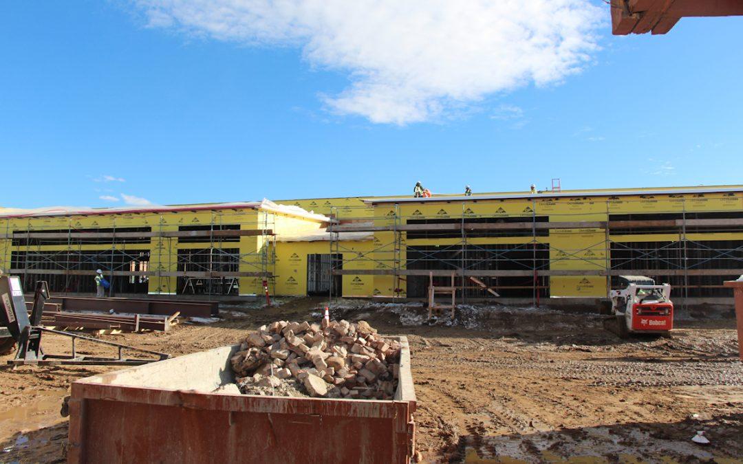 #BuildNMSA – Construction Update #5