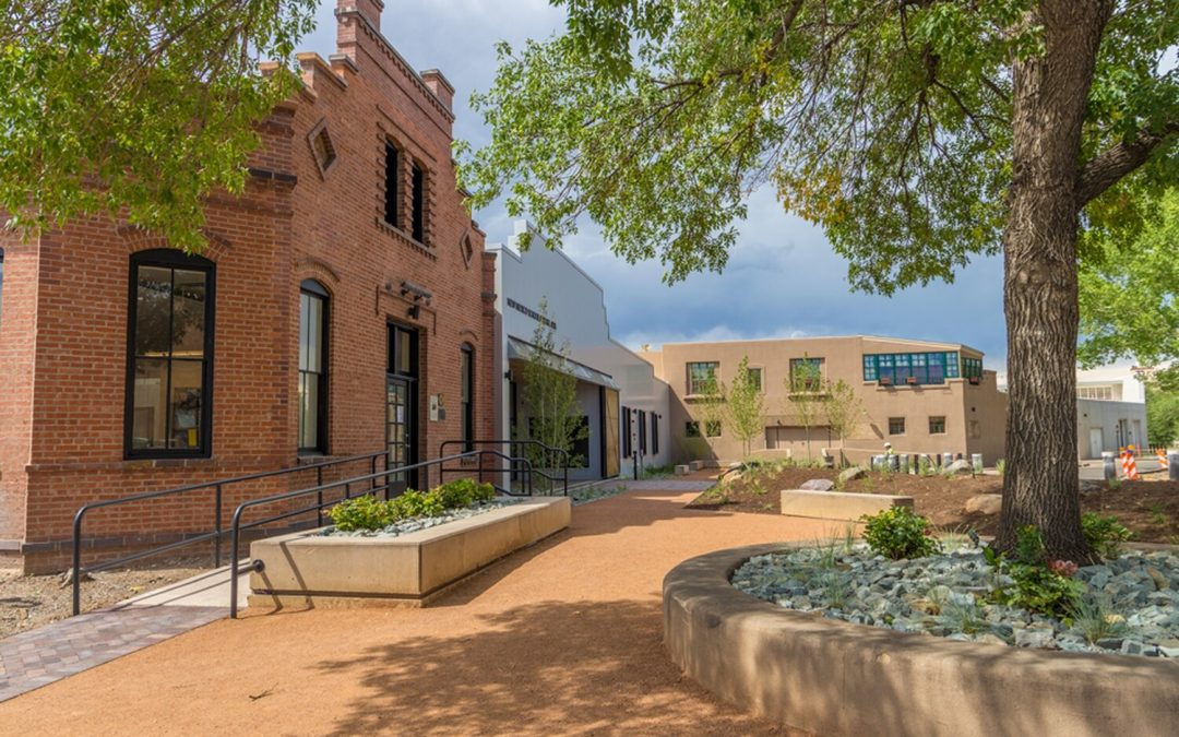 "Santa Fe Reporter: ""NMSA's New Building is Totally Fabulous"""