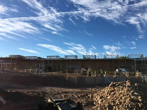#BuildNMSA – Construction Update #3