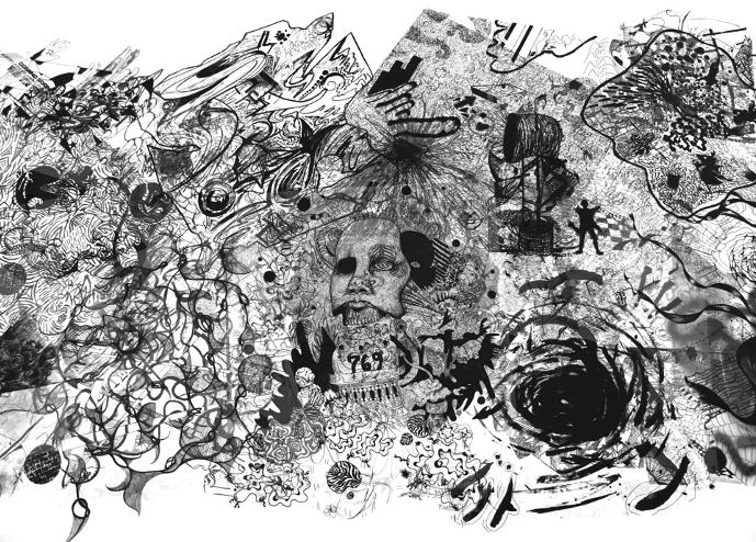Drawing Detail (center)